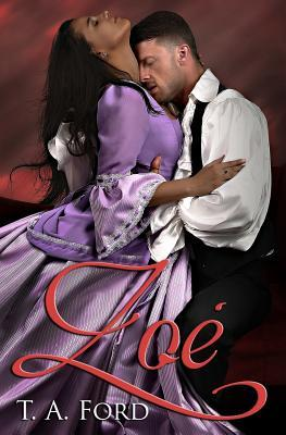 Review  Zoe, T.A. Ford (Diverse Historical Romance)
