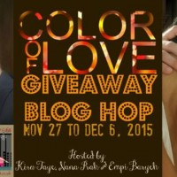 Color of Love Giveaway Blog Hop|Bookswagger